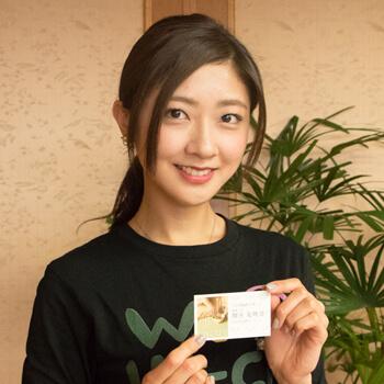 Berryz工房の熊井友理奈さん