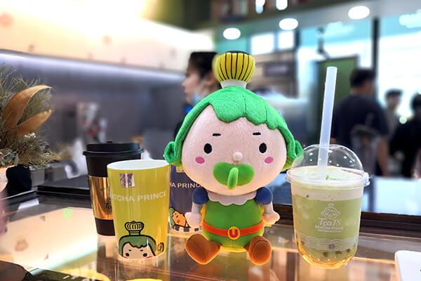 台湾・台北市に『チャチャ王国のおうじちゃま 微風南山店』がオープンする3