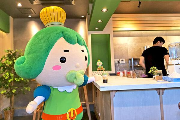 チャチャ王国のおうじちゃま 京都・嵐山店とおうじちゃま