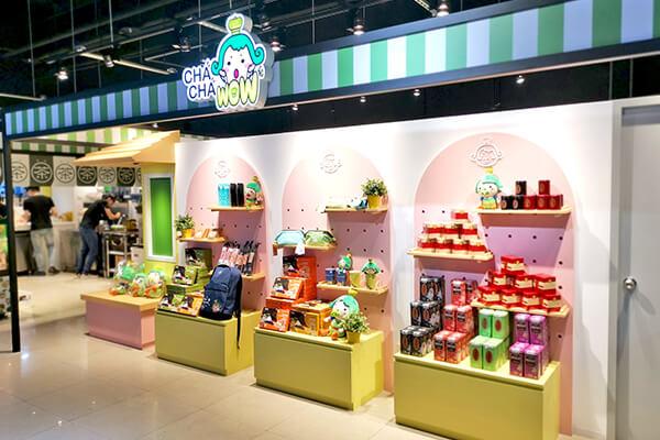 台湾・桃園市に『チャチャ王国のおうじちゃま 桃園経国店』がオープンする