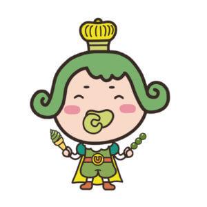 抹茶菓子おうじちゃま